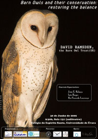 "Conference ""Barn Owls and their conservation: restoring the balance"""