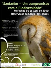 TytoTagus Project: workshop promoted by the Municipality of Santarém