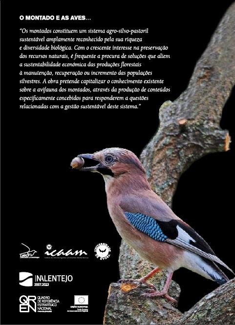 Book O Montado e as Aves