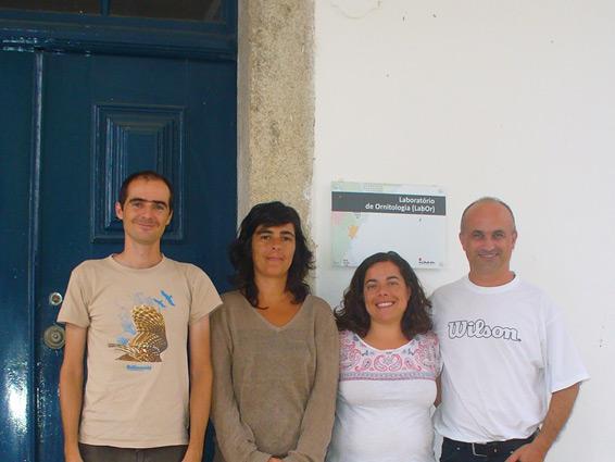 Sessão de Trabalho com o Prof. Alexandre Roulin