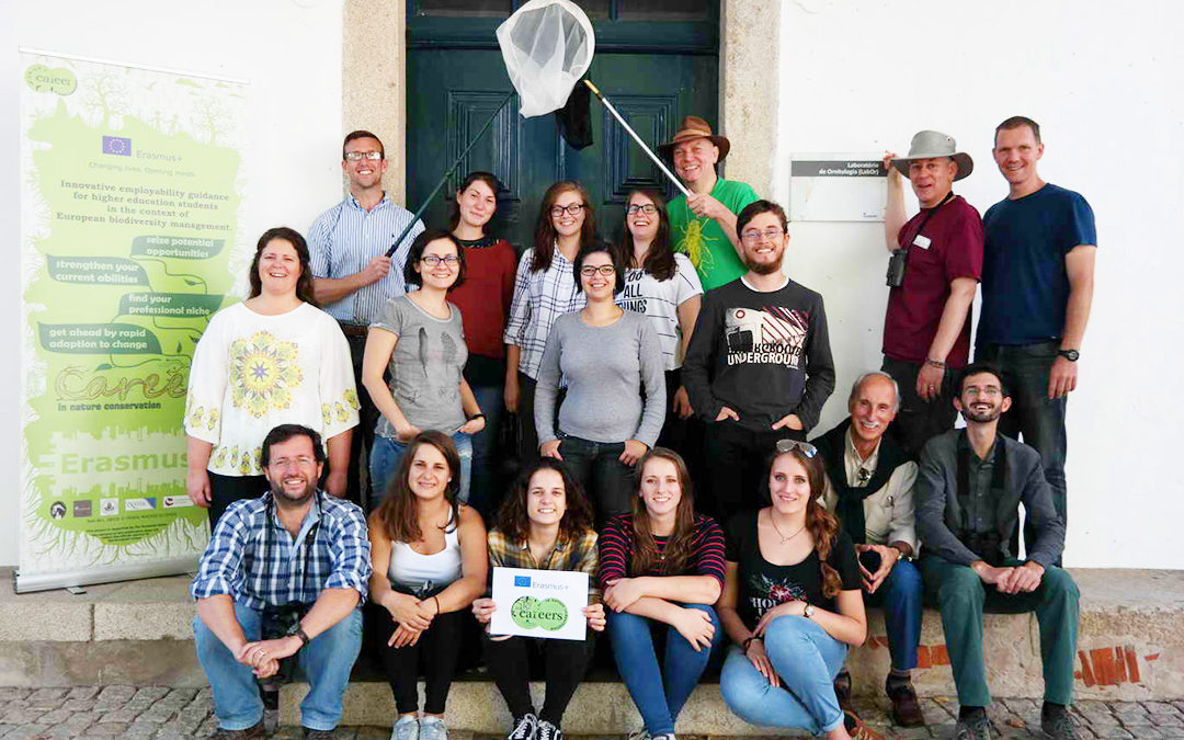 Careers in Nature Conservation