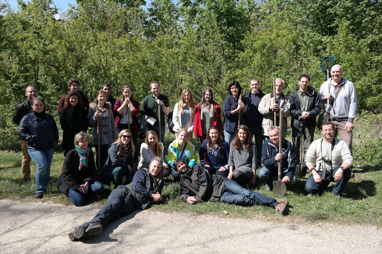 Carreiras em Conservação da Natureza – Mobilidade na Hungria