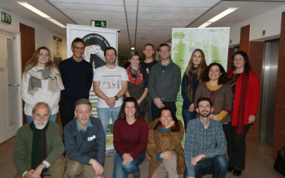 Final meeting of the Careers in Nature Conservation Project
