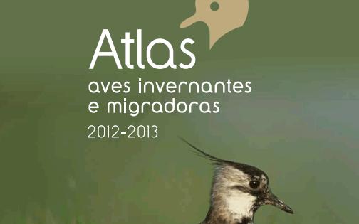 JÁ ESTÁ DISPONÍVEL O ATLAS DAS AVES INVERNANTES E MIGRADORAS DE PORTUGAL