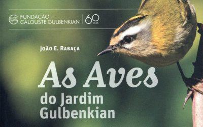 As aves do Jardim Gulbenkian
